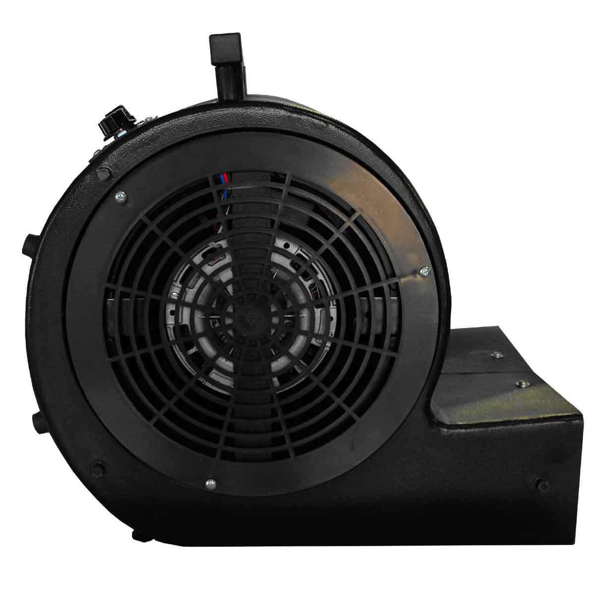Hawk Black 1/2 hp Industrial Blower