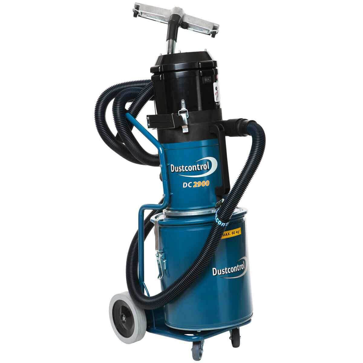 DustControl DC 2900A Canister-Style Dust Extractor