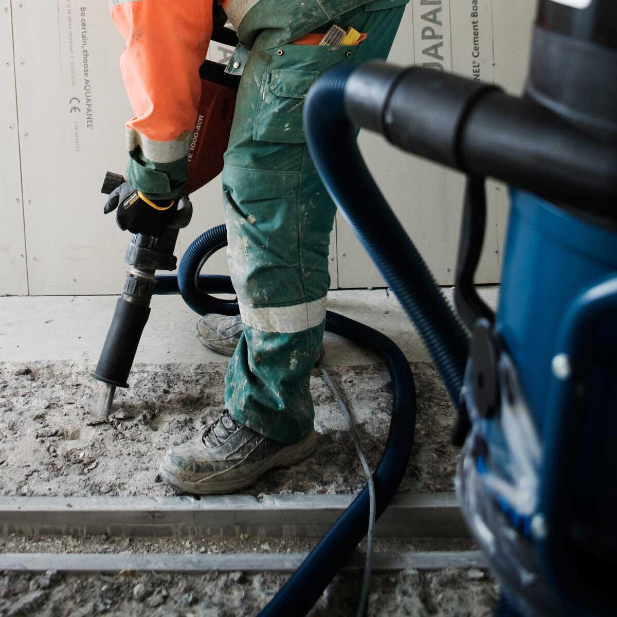 DustControl Suction Casing Vacuum Attachment