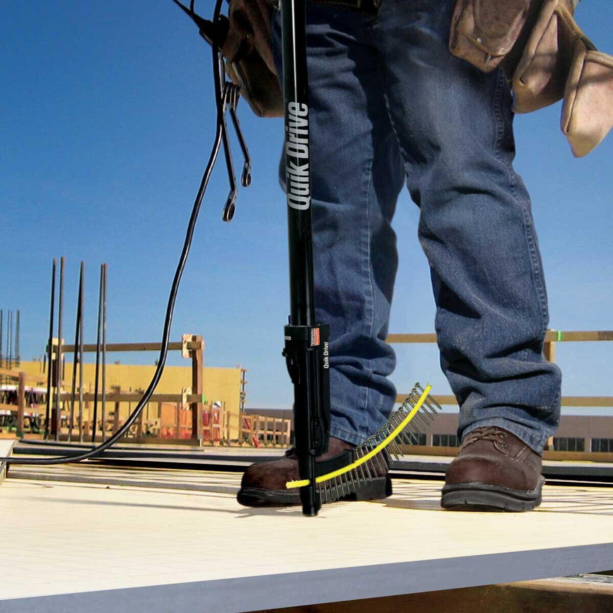 Wood Deck Fastening Screw Gun