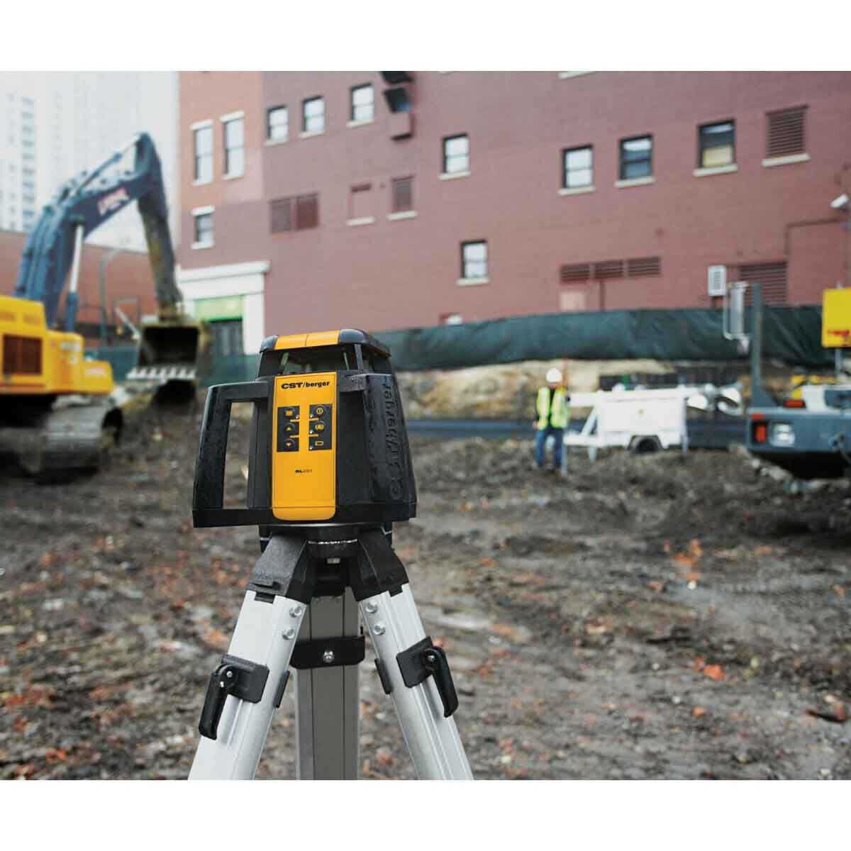CST Berger RL25H Construction Site Laser