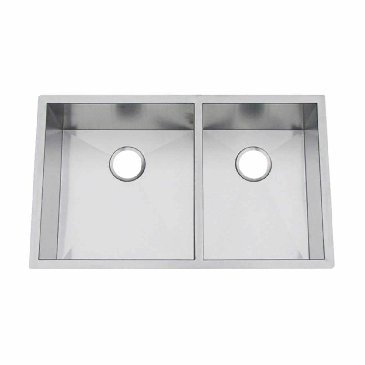 Artisan CPUZ3319-D1010 Chef Pro Double Bowl Undermount Sink