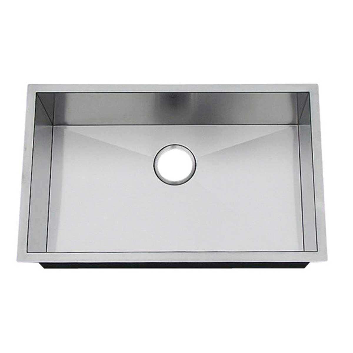 Artisan CPUZ2919-D10 Chef Pro Single Bowl Undermount Sink