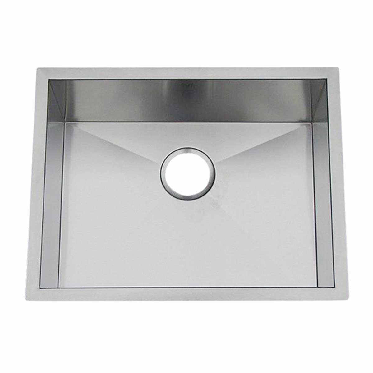 Artisan CPUZ2319-D10 Chef Pro Single Bowl Stainless Steel Undermount Sink
