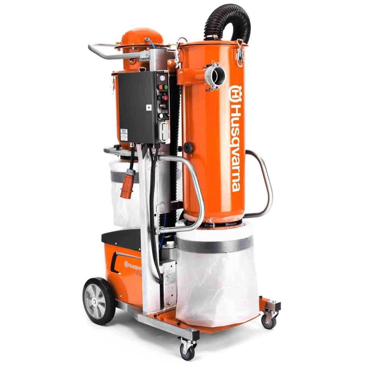 DC6000 Concrete Surface Prep Vacuum