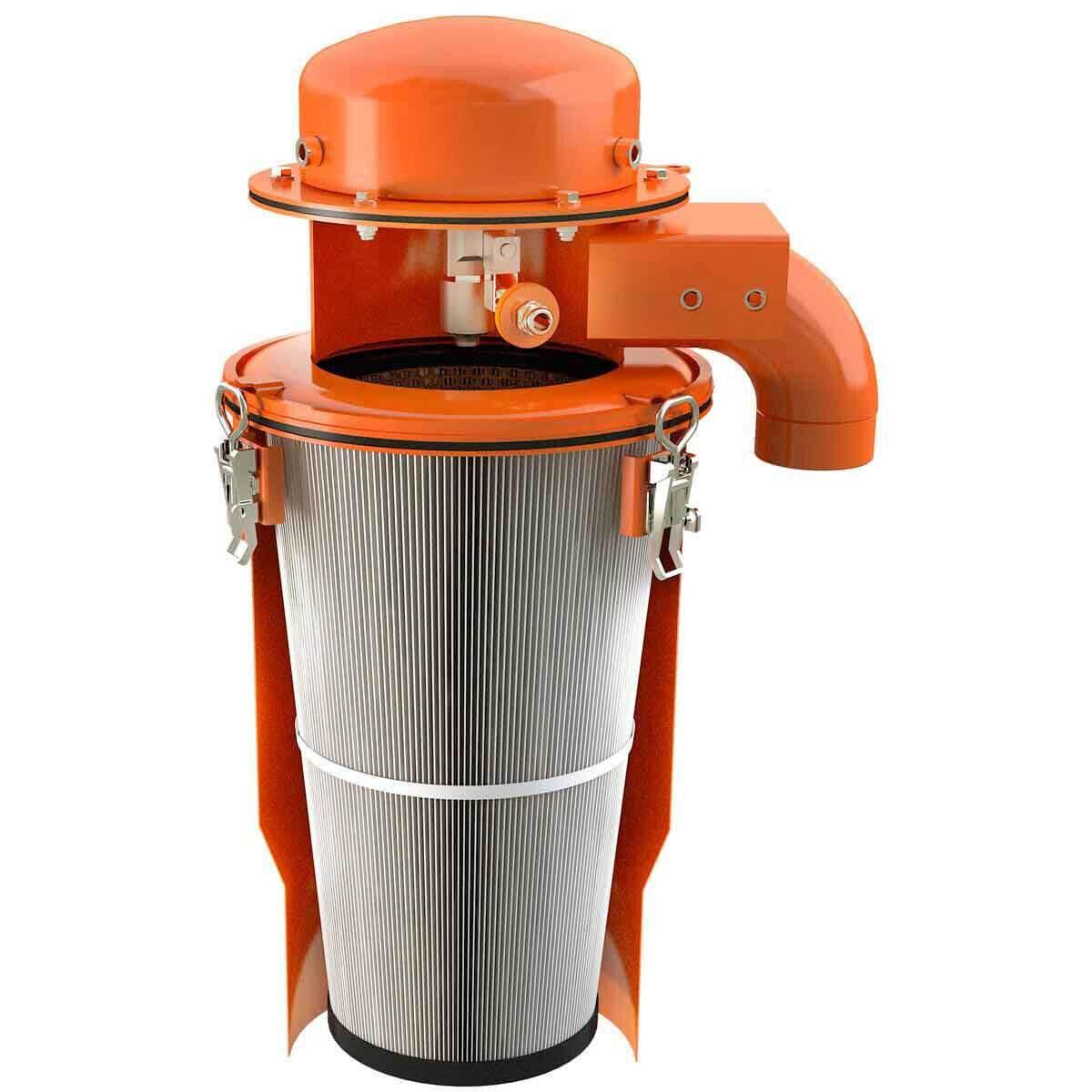 Husqvarna DC6000 HEPA Filter