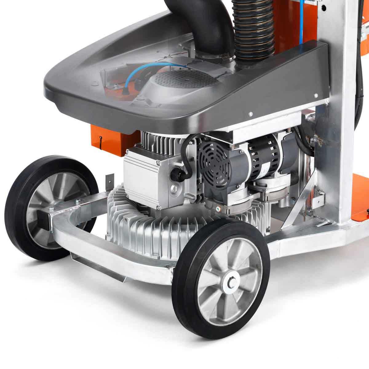 Husqvarna DC6000 Vacuum Wheel Kit