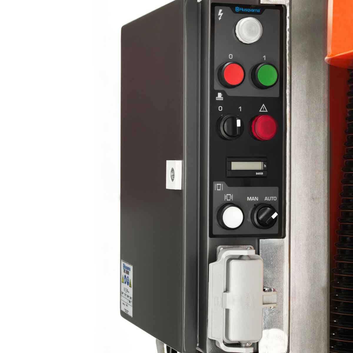 Husqvarna DC6000 Control Panel
