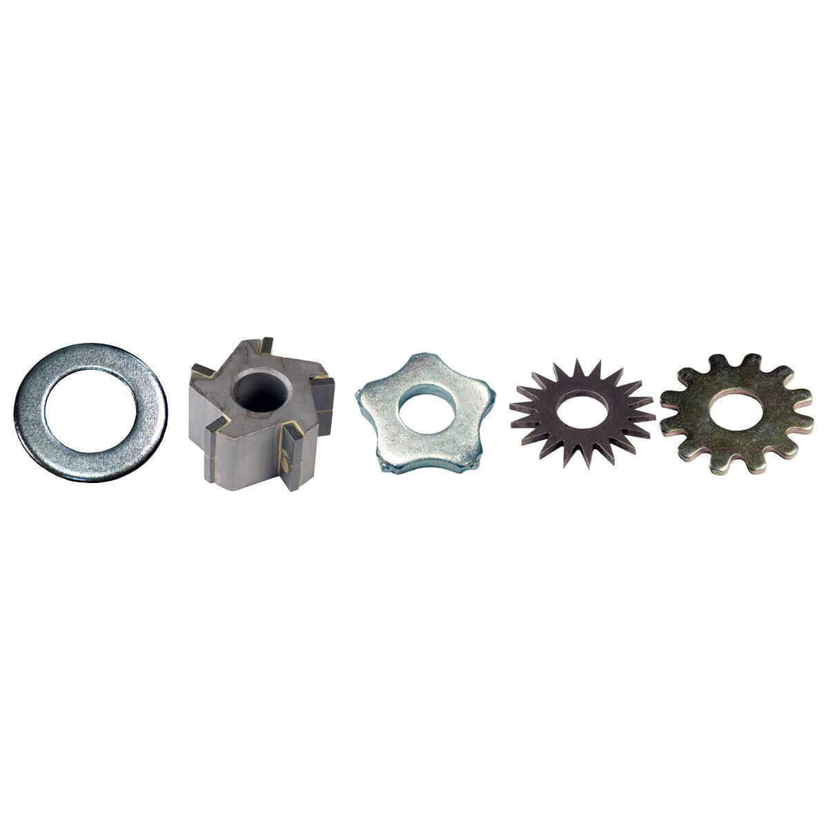 CS Unitec TFP200 Cutters and Spacers