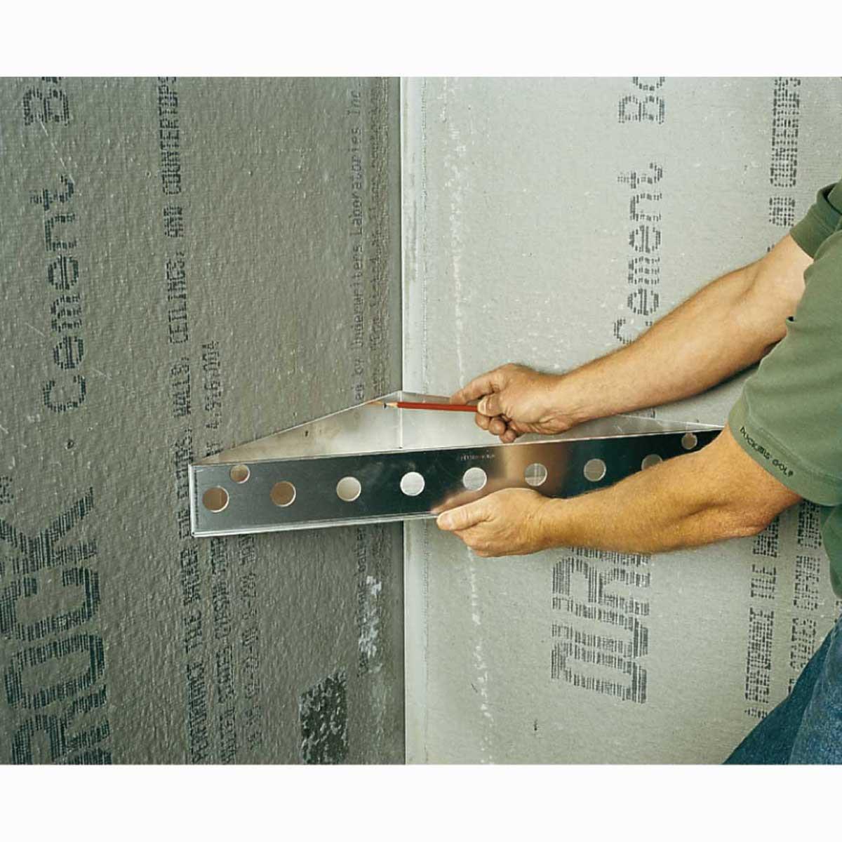 Innovis Shower Bench Shelf Install