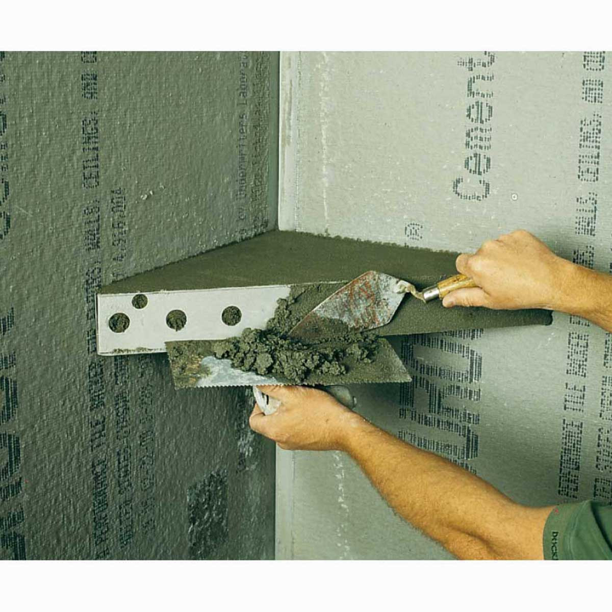 Innovis Shower Bench Installation