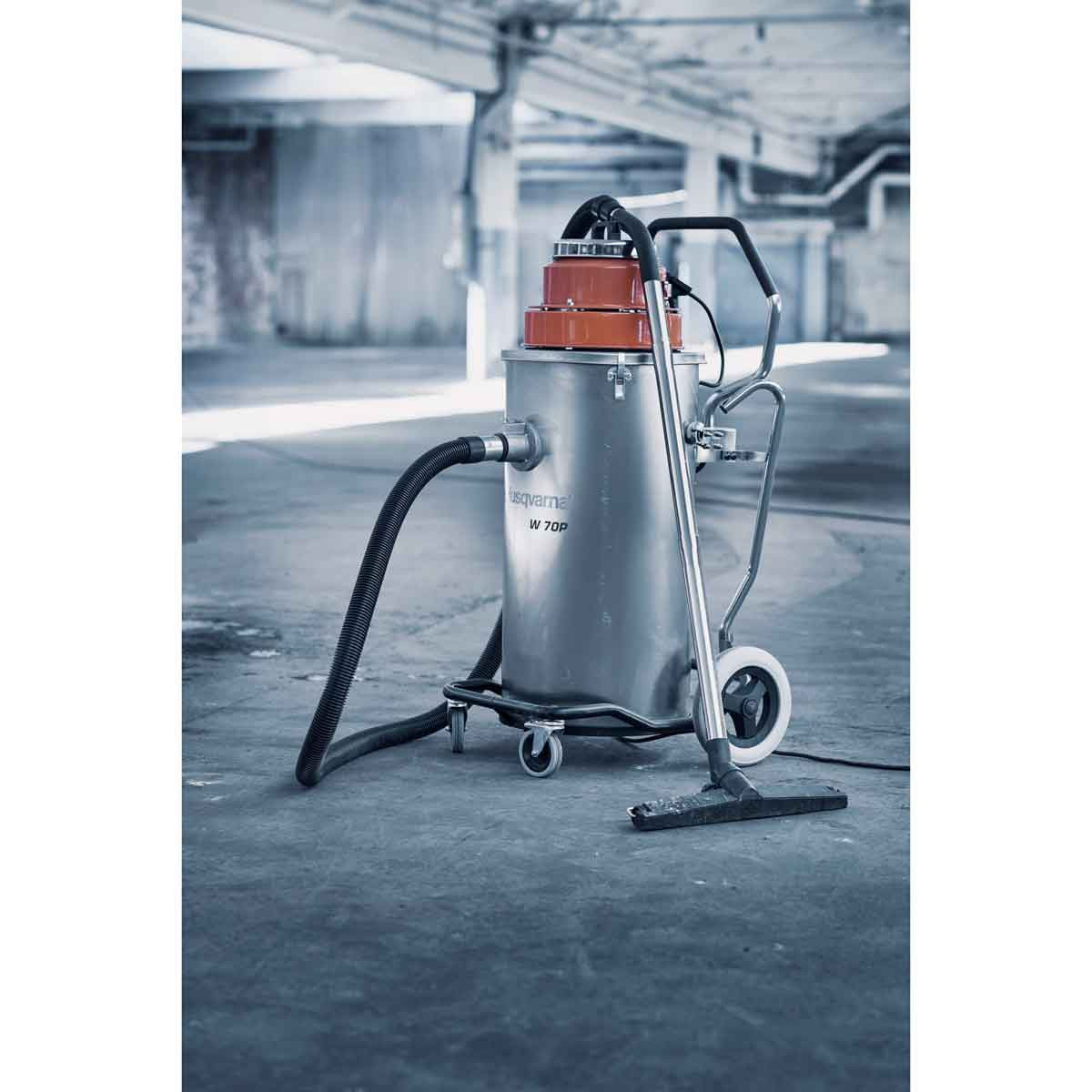 Husqvarna W70 Slurry Management Vacuum