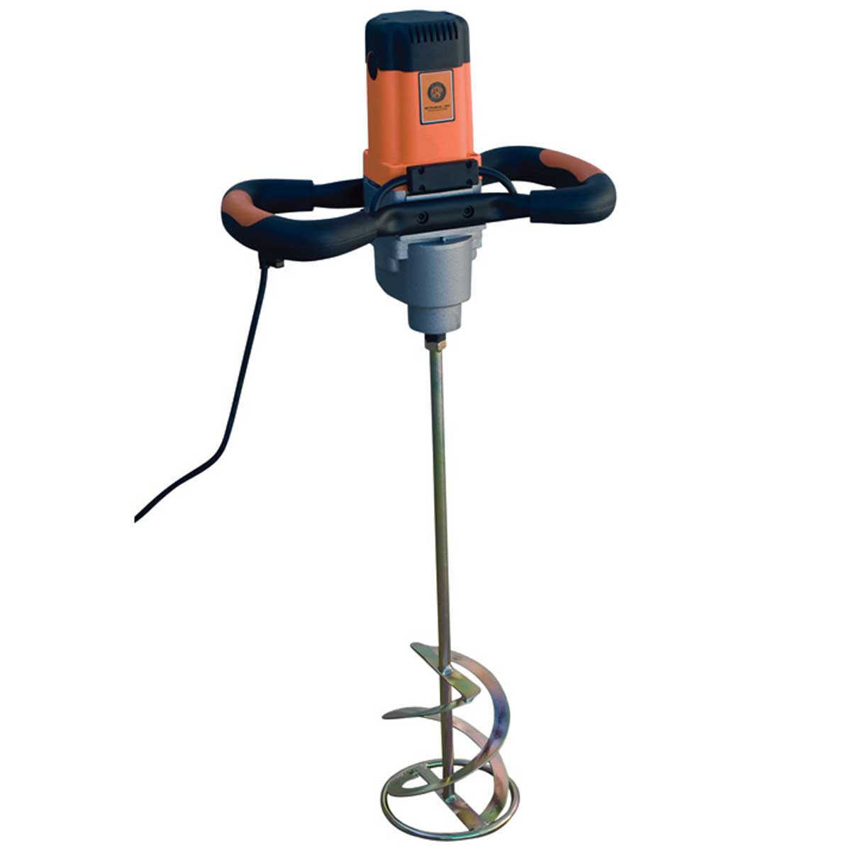 BNR6400 Mortar Mixer stirs up all types of cement, mortar, grout and paint. This mortar mixer stirs faster, easier, and safer than any other mixing drill on the market today.