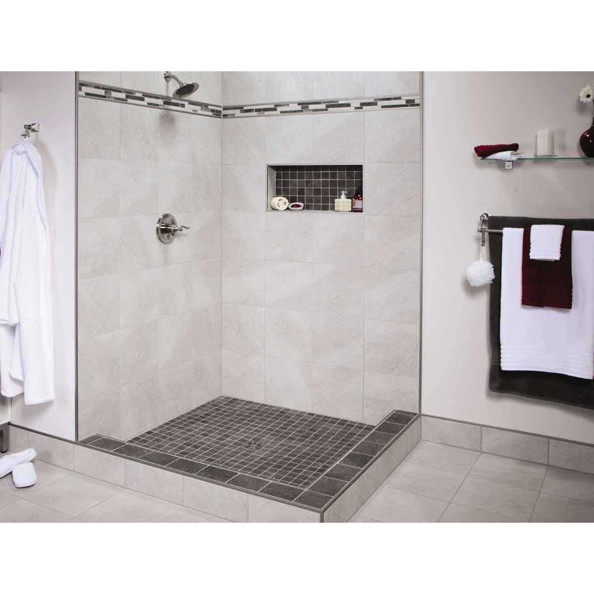 Schluter Shower Pans