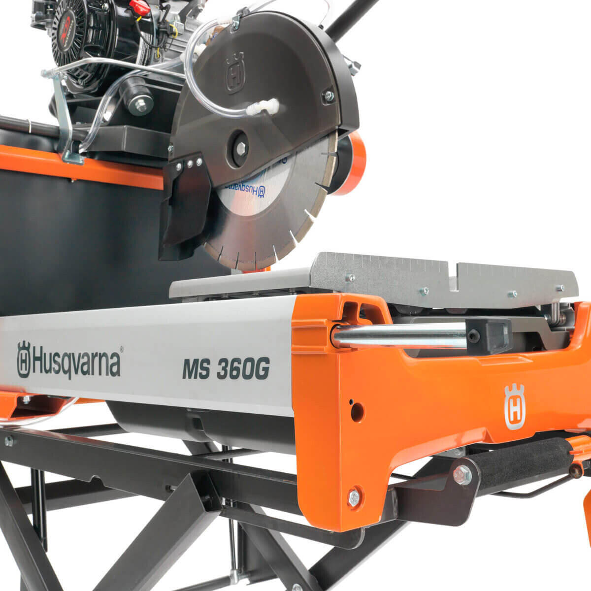 Husqvarna MS 360 G Masonry Saw with Diamond Blade