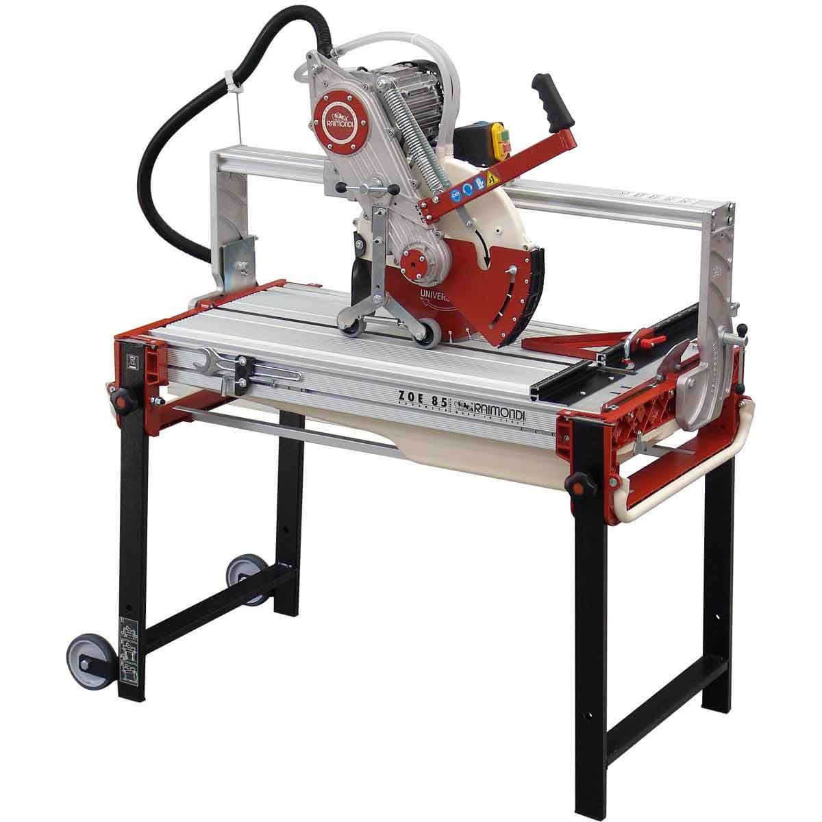 Raimondi Zipper Advanced 85 Rail Saw