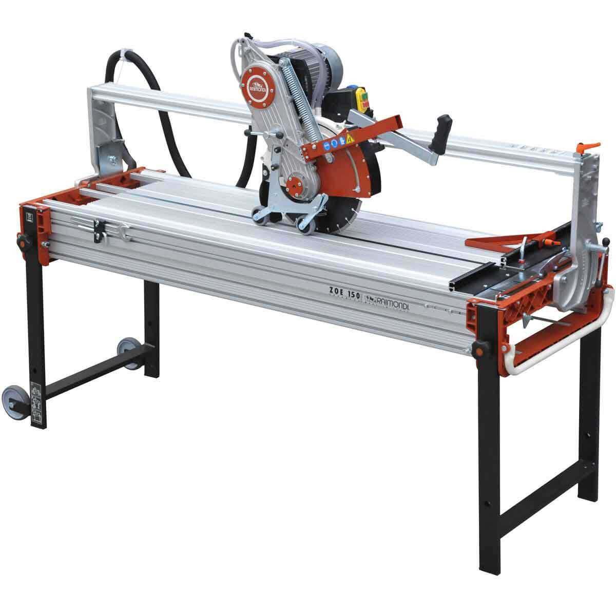 Raimondi Zipper Advanced 150 Rail Saw