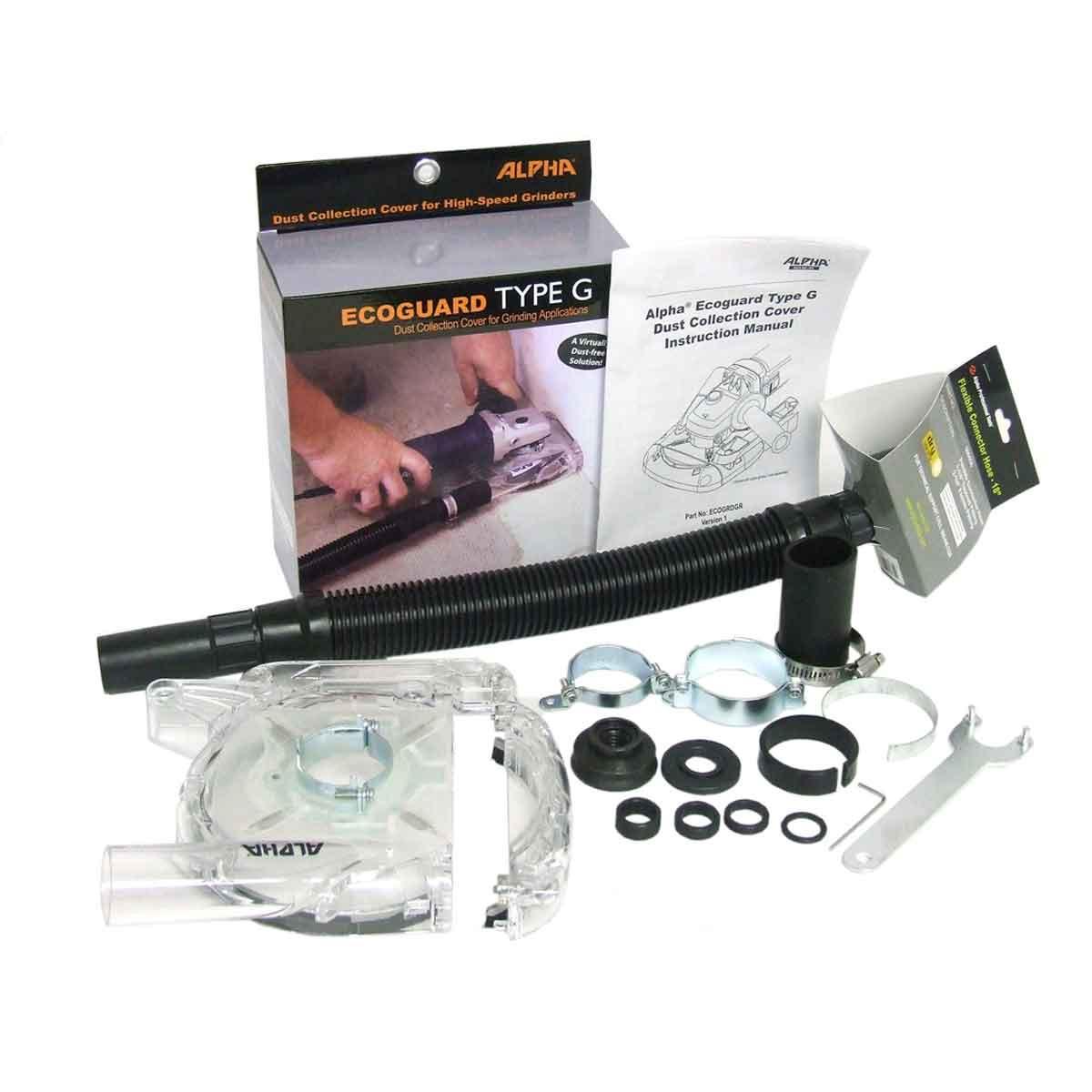 Alpha Eco-Guard G-Connector Hose Kit