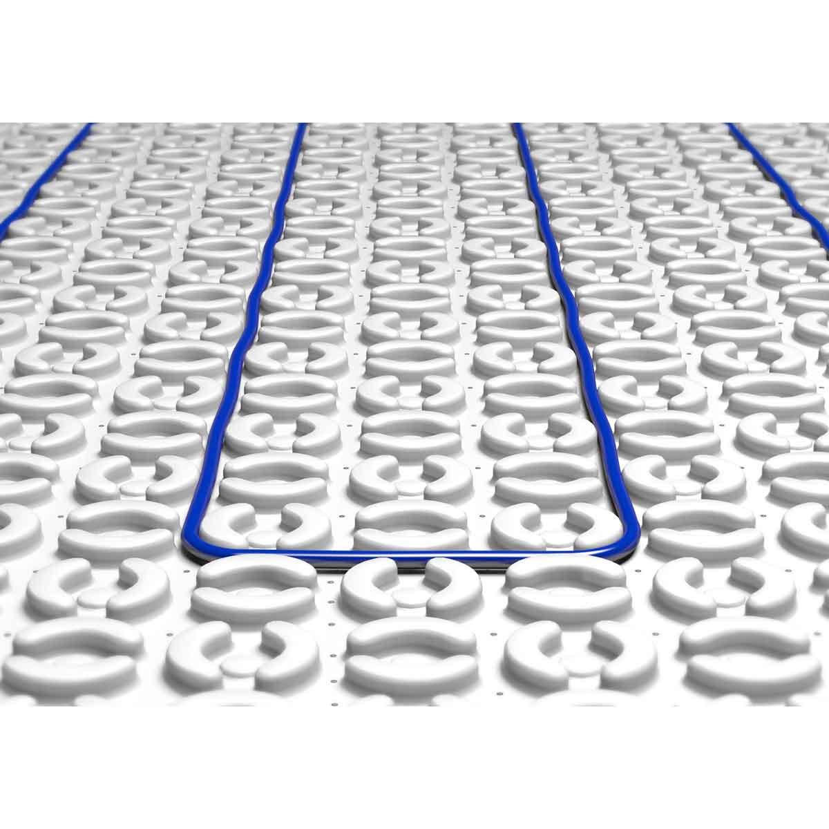 Laticrete Radiant Floor Heating