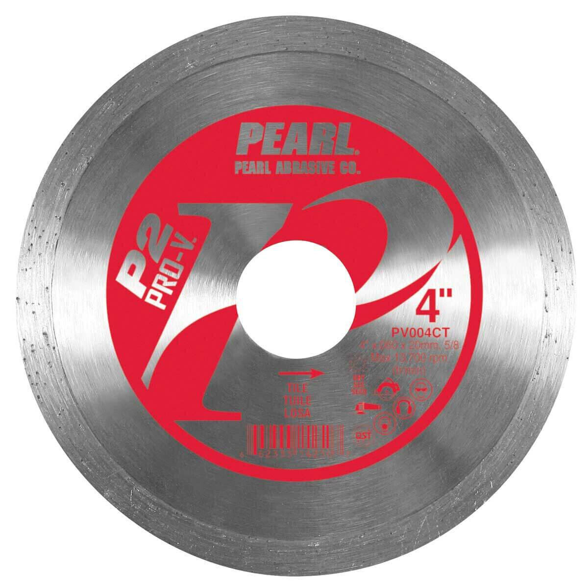 Pearl Pro-V Wet and Dry Diamond Blade