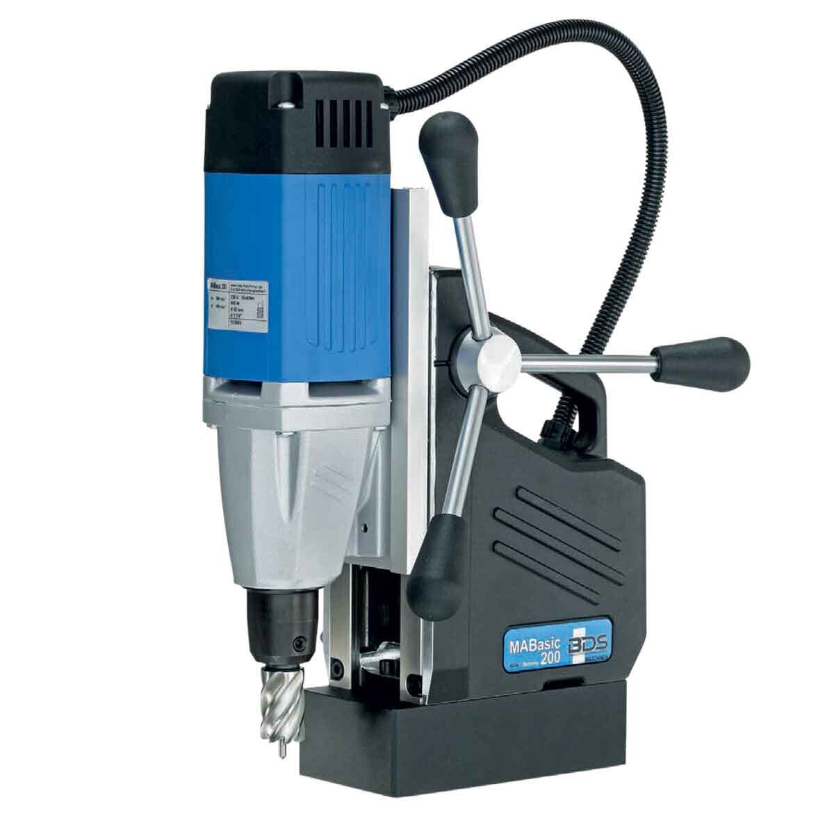 MABasic 200 Magnetic Metal Drill
