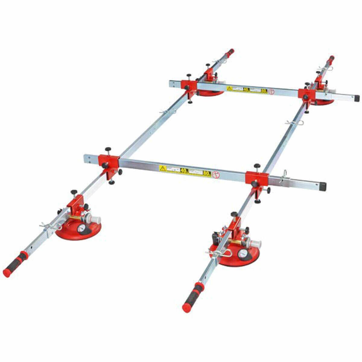 Montolit SuperLift Handling System for Large Format Tiles move tile slab