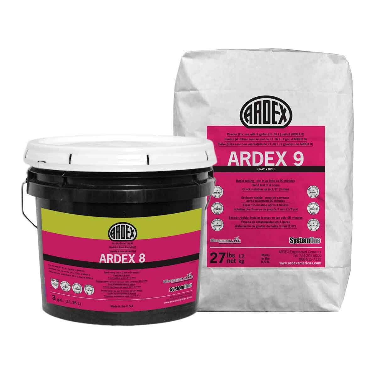 Ardex Waterproof Crack Isolation
