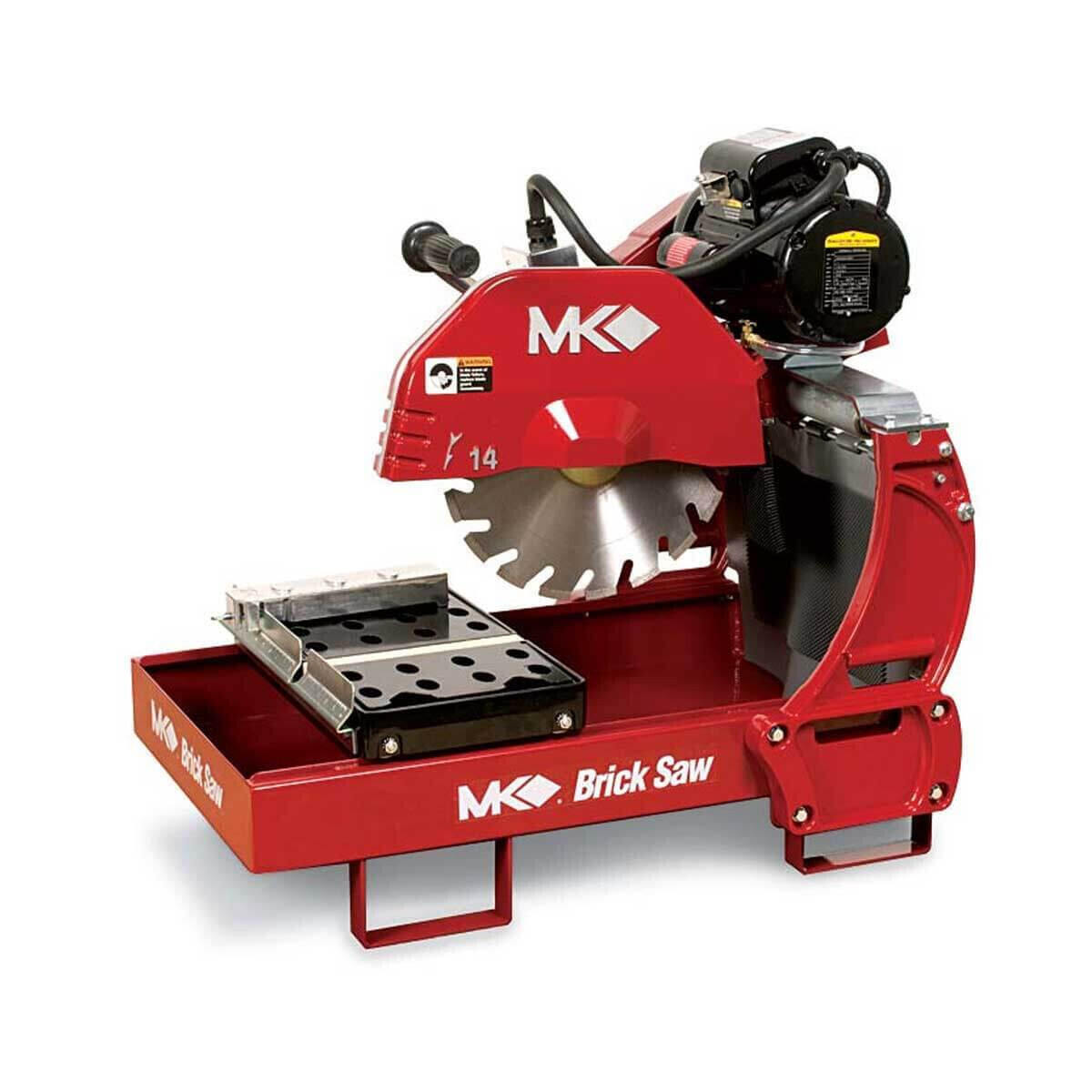 MK-2000 Series Gas Powered Masonry Saw