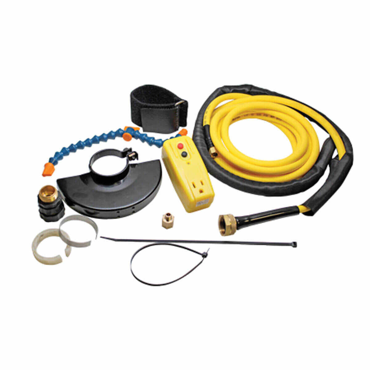 WBCKIT Alpha Tools Wet Blade Cutting Kit for Angle Grinders