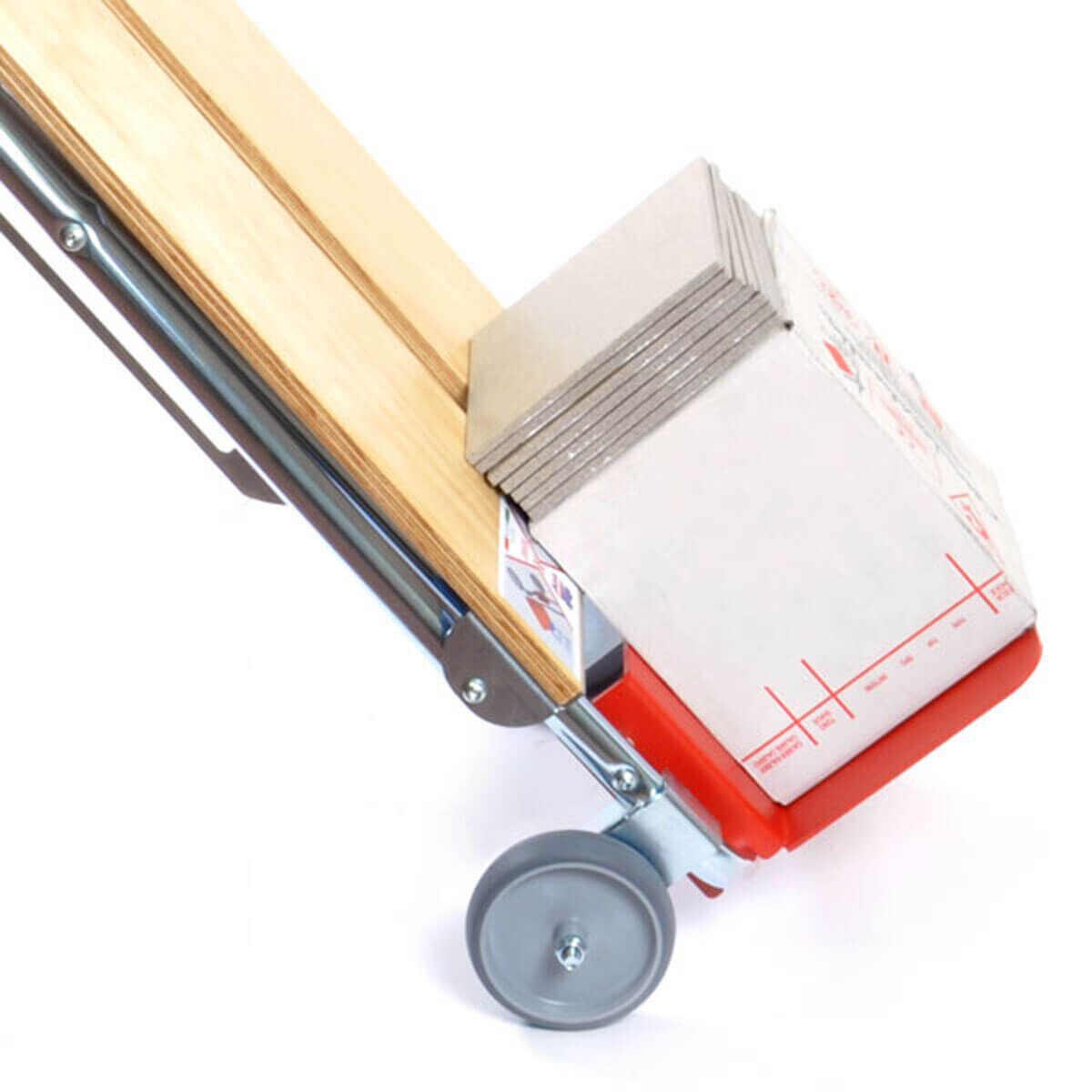 x-works portable tile cart