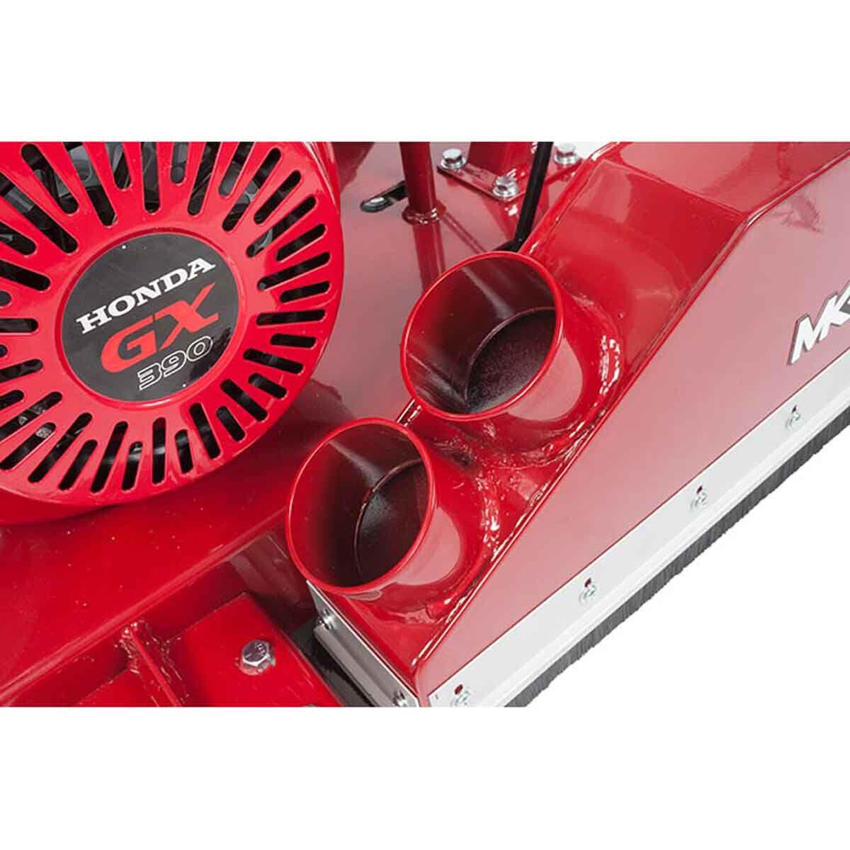 MK CC-100 Dual Vacuum Port