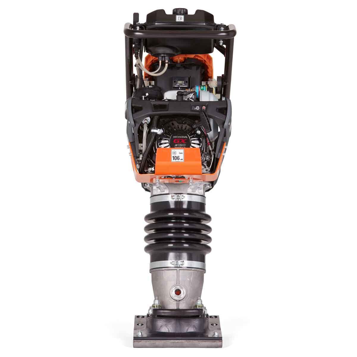 Husqvarna LT 6005 Rammer with Honda GX120 Motor