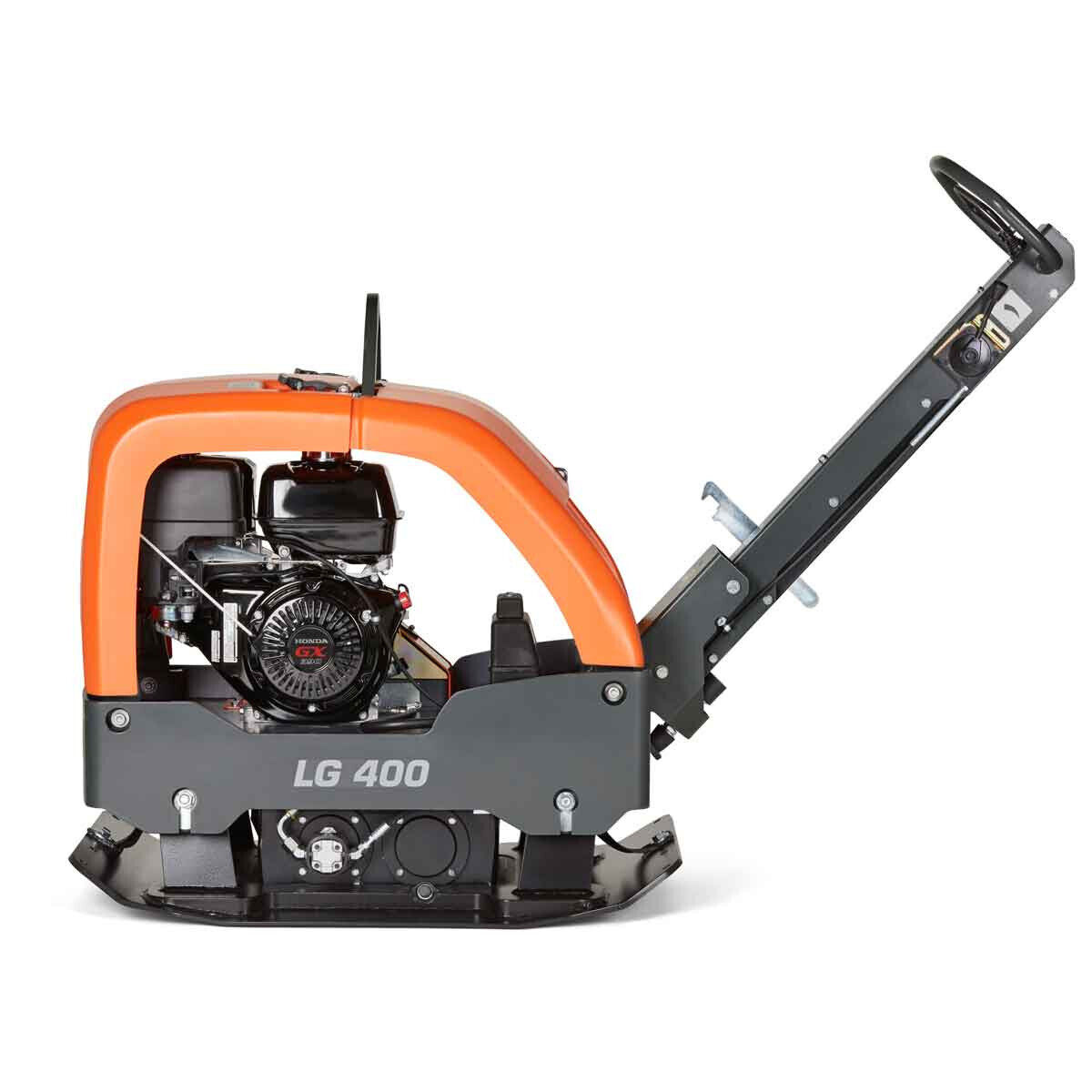 Husqvarna LG 400 Gas Powered Plate Compactor