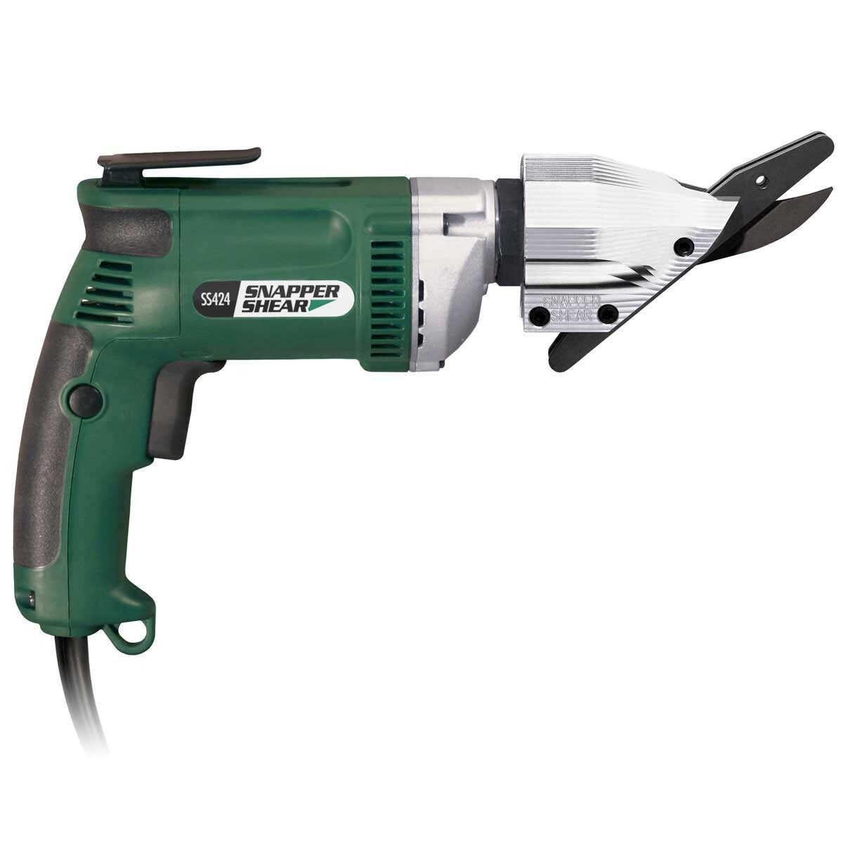 SS424 Razorbacker Snapper Shear fiber cement dustless cutting