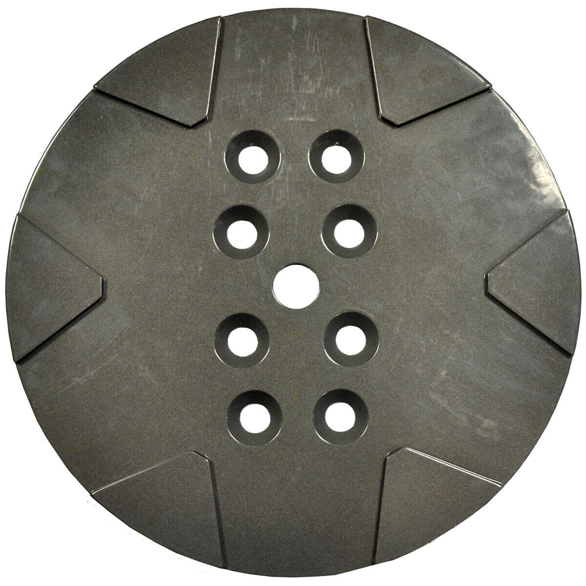 6 Segment Quick Release Plate 350.5660 For use with Trelawny QR Diamond tooling