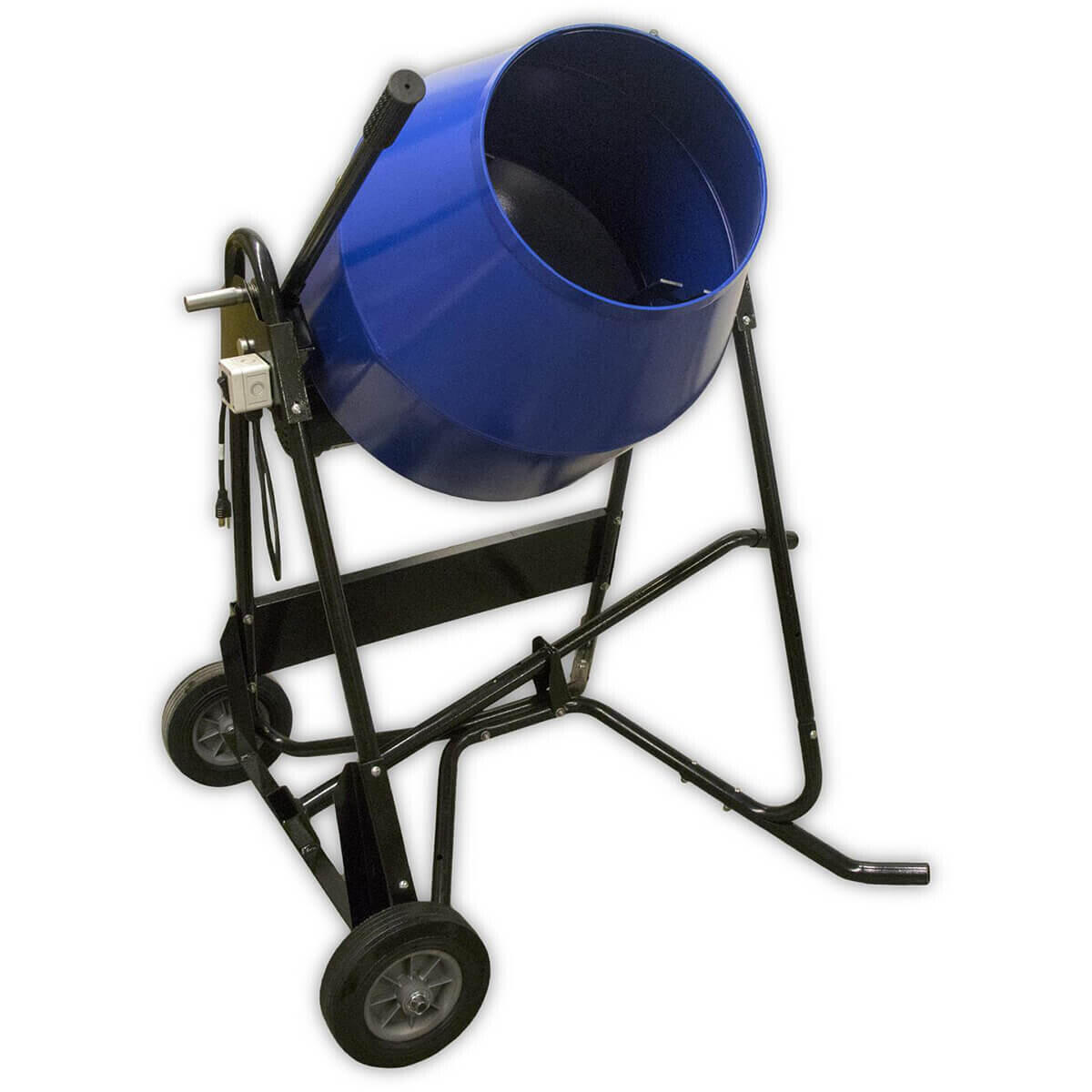 Marshalltown 300DDTK Steel Drum Utility Cement Mixer