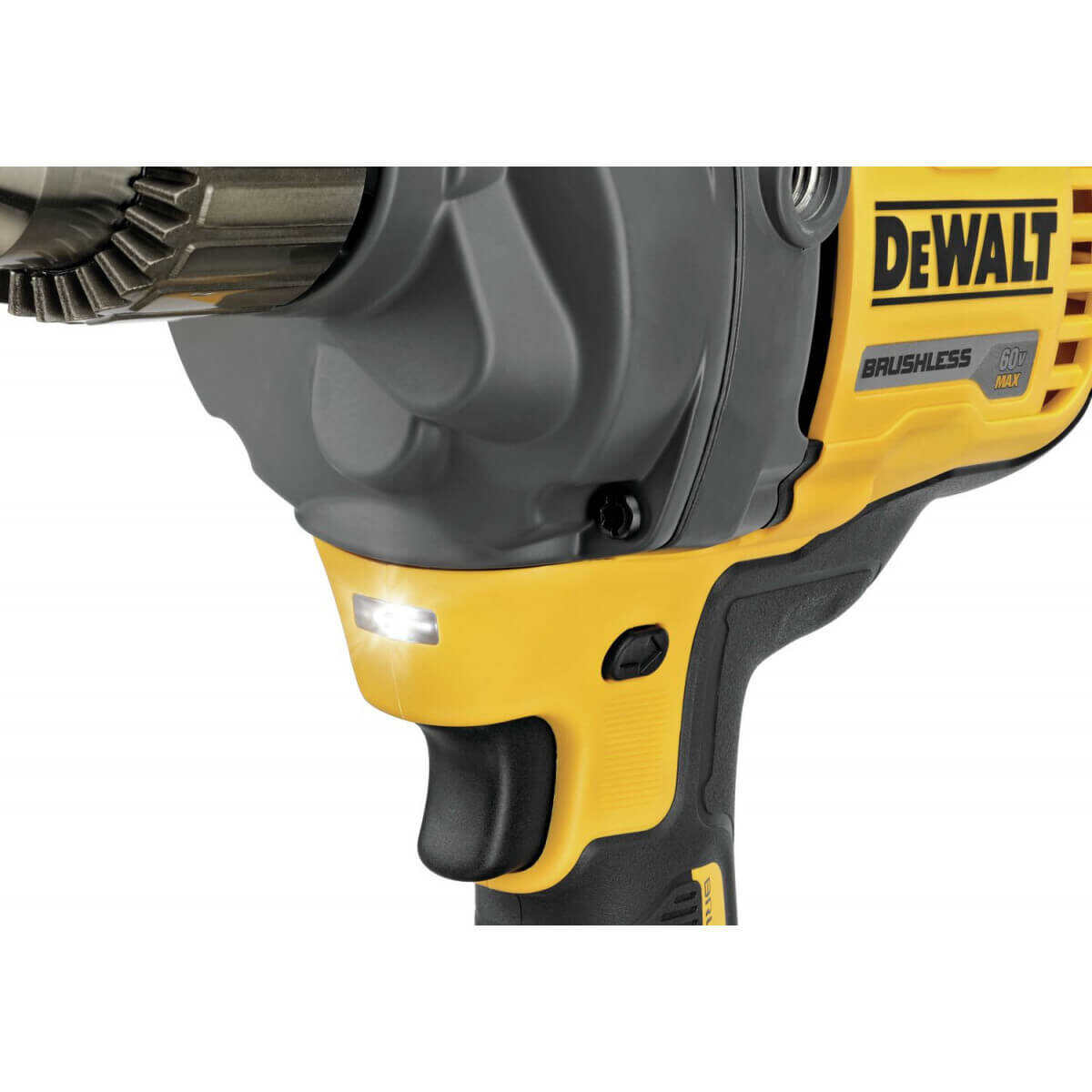 DeWalt DCD130B Mixing Drill Light Guide