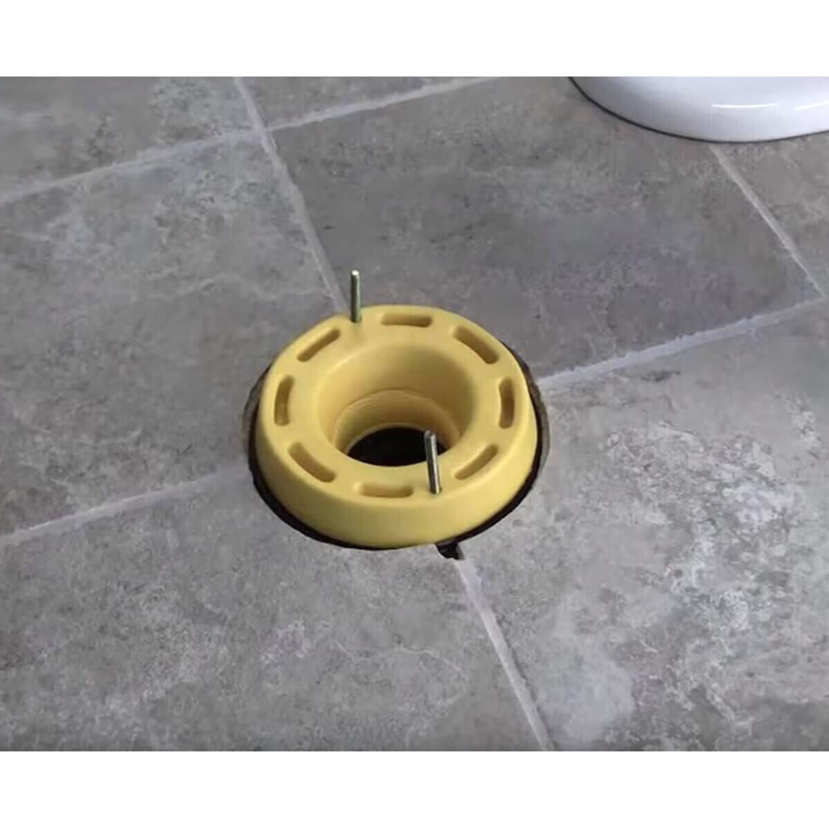 Installing the Barwalt Toilet Seal