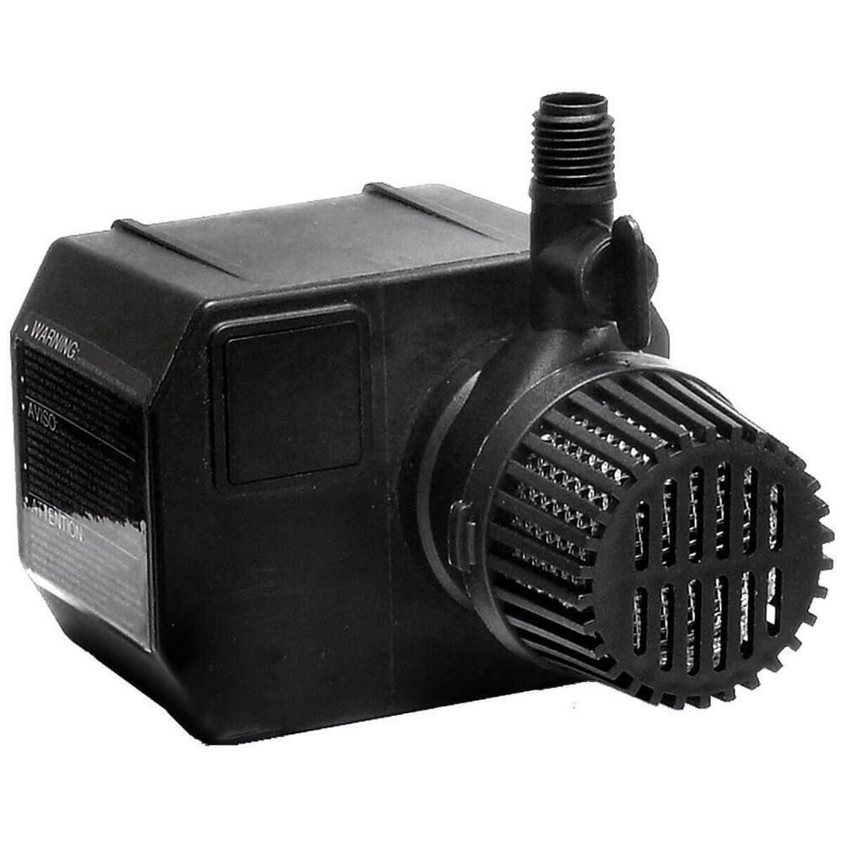 becket submersible water pump