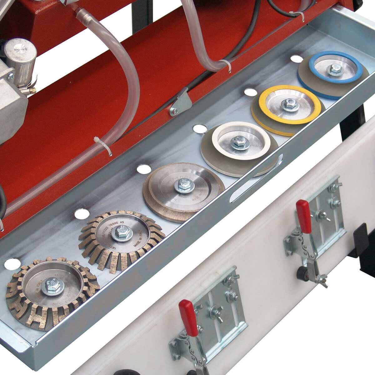 Raimondi Bulldog 6 Step Polishing System