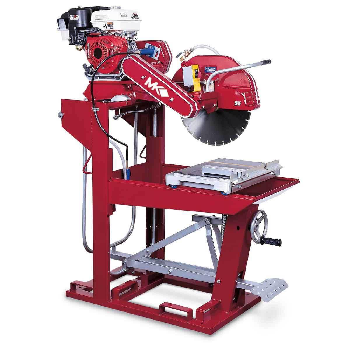 MK-5009G 20 inch Gas Series Block Saw