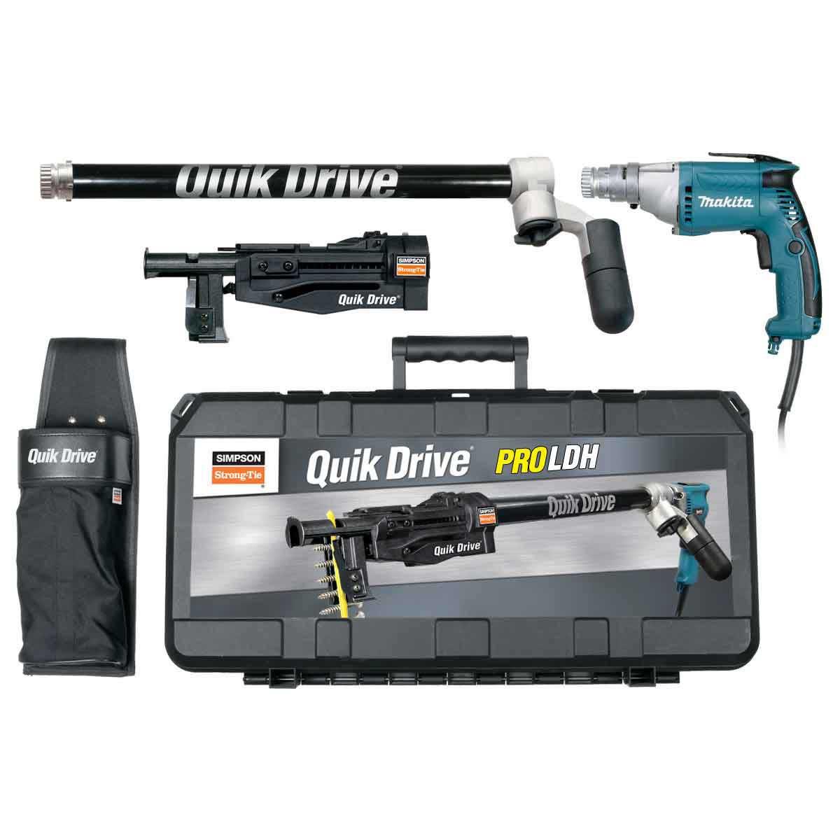 Quik Drive Sub Floor Fastening Kit
