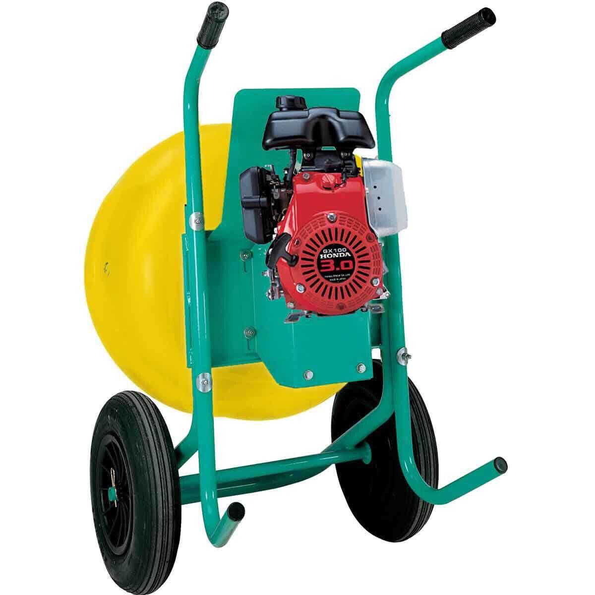 Imer Wheelman Gas Concrete Mixer