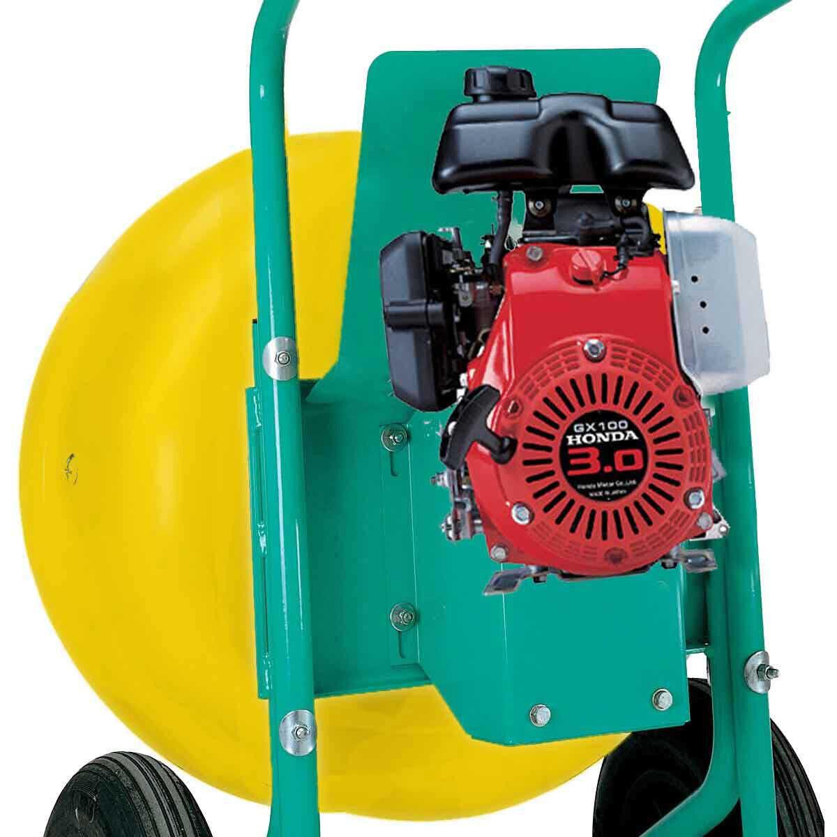 Imer Concrete Mixer Gas Motor