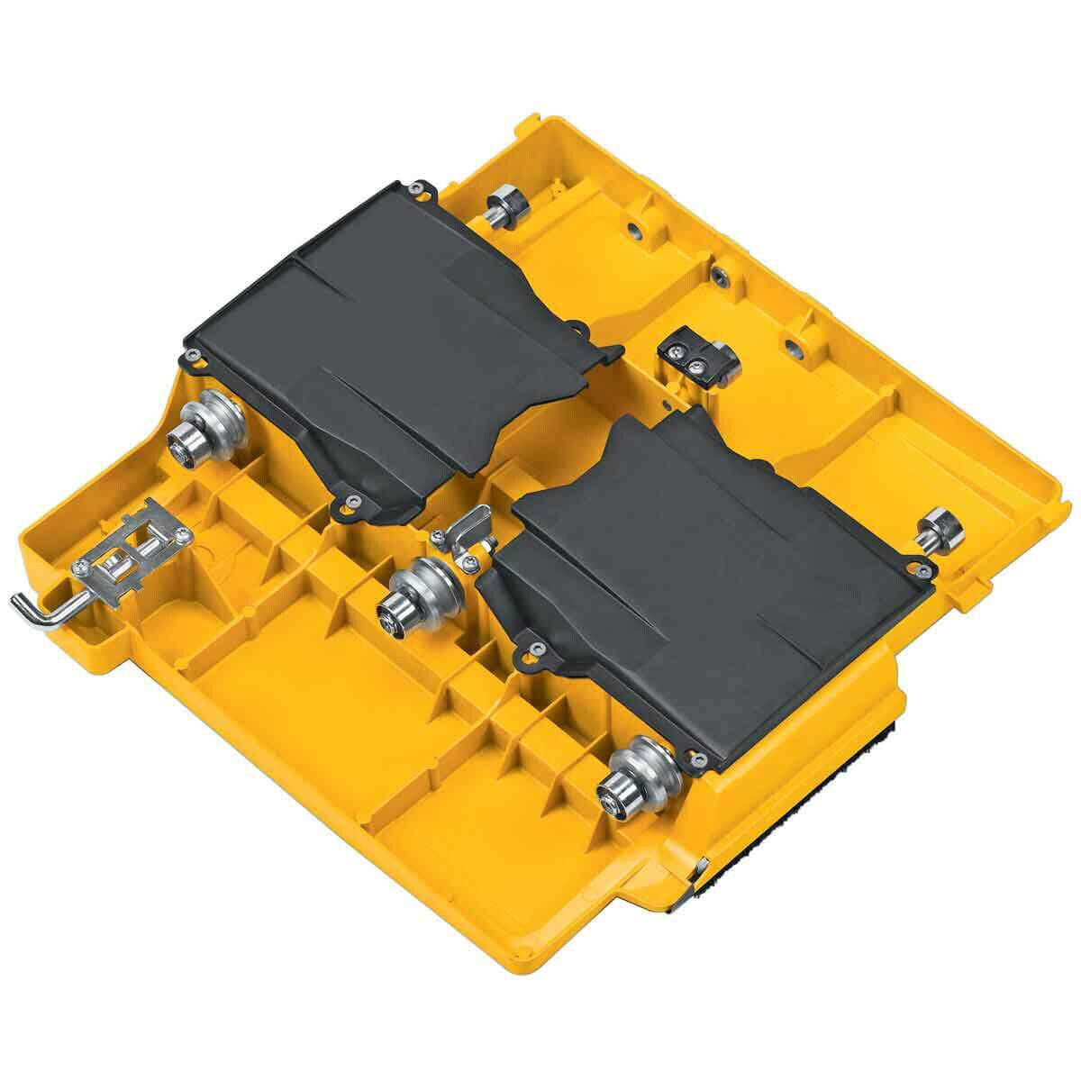D24000 Tile Saw carriage tray water containment