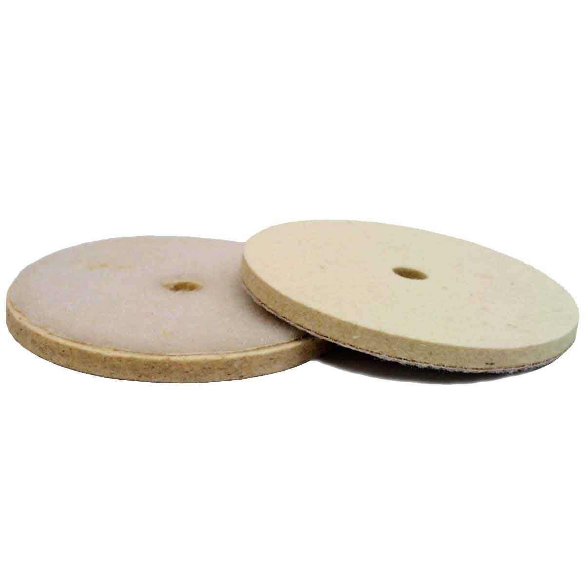 Alpha Felt Wheel for Polishing With Powder