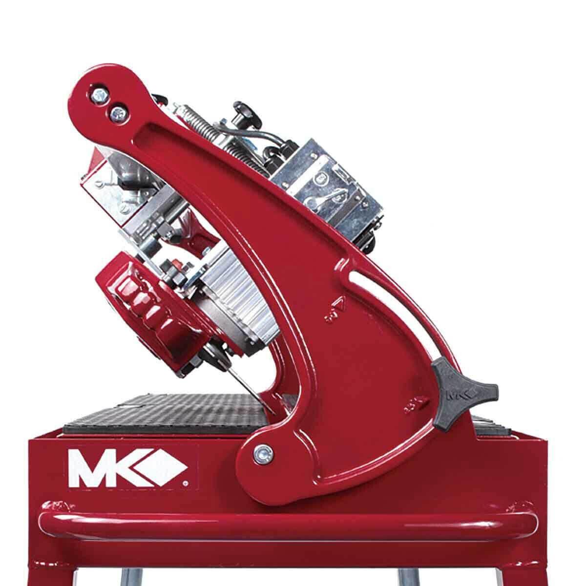 mk 212 tile saw miter cut