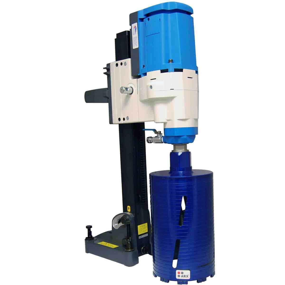 Diteq Blu-Drill TS-162 Drill with Dry Diamond Core Bit