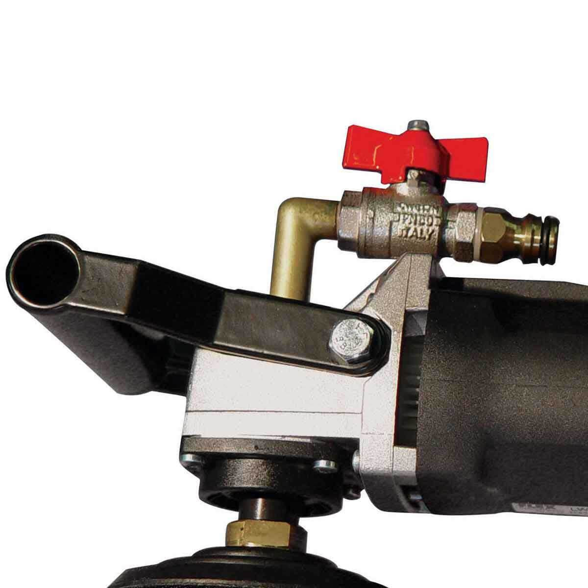 Flex LW1503 Polisher Water Feed Connection