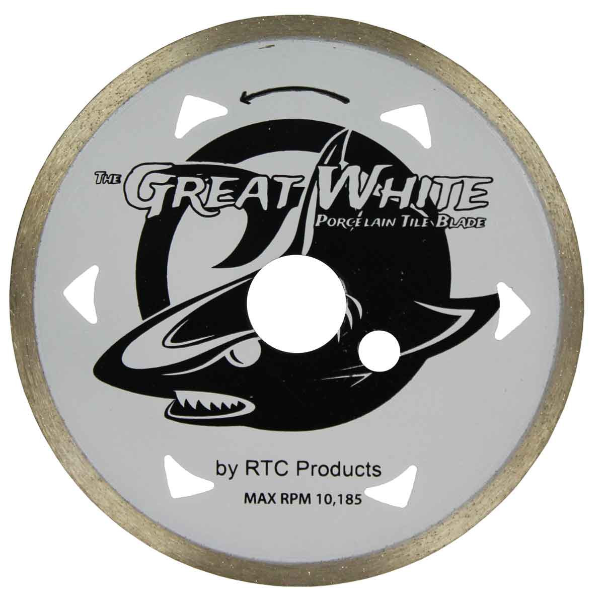 Great White Briccolina Tile Saw wet Blade